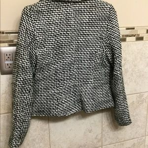 AB Studio Jackets & Coats - Ab studio blazer used with black shiny tone size 4
